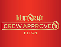 "KLIPDRIFT / PITCH ""Crew Approved"""