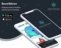 An On Demand Plowing/Mowing Services Marketplace