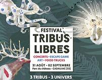 Illustrations Animaux Festival Tribus Libres