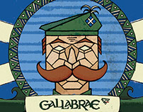 Gallabrae Beer by Thomas Creek Brewery