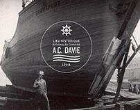 Lieu historique national du chantier A.C. Davie - Lévis