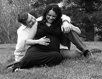 Maternity Photography & Shower Invitation