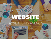 Website «Digi-Trade». Advertising agency