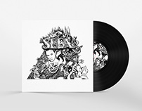 Seba, Identity - Vinyl Cover Illustration