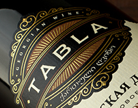 TABLA Georgian wines