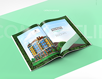 Branding & Brochure Design for Real Estate Company