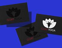 Logo for Goat Yoga Practice