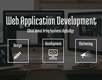 Web Application Design & Development Company