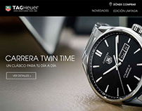 Web Site Tag Heuer