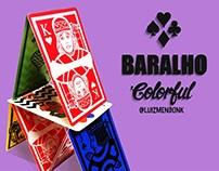 Baralho Colorful