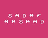 SADAF ARSHAD - Identity & Social Media branding