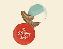 The Dangling Loafer Logo