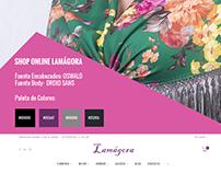 Tienda Online para Lamágora