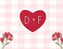 Noivado D+F