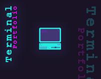Terminal Portfolio