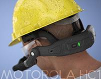 Motorola HC1 design details
