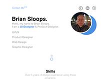 Portfolio Website Practice