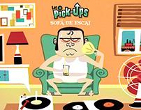 Les Pick-Ups . vídeo - animación