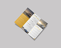 Trifold Brochure Mockup, Free Download 1 PSD