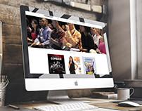 Diseño de Website + Tienda - Eventos 4G