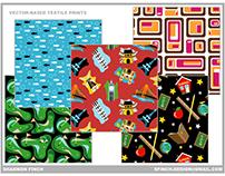 Textile Design - Misc.