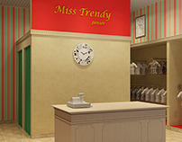 Miss Trendy (kidswear)