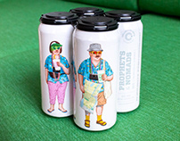 Collective Arts Brewing - Tourists