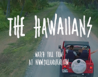 Lettering - The Hawaiians