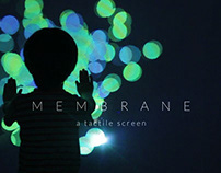 membrane - an interactive textile experience