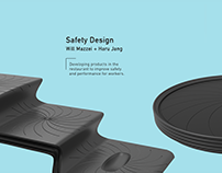 Safety Design - Groove Runner + Tray