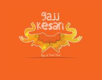 Gajj kesari Logo