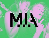 M.I.A Bar / Branding