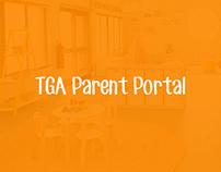 TGA Parent Portal