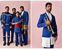Astik Brass Band at Design Fabric Festival