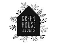 Greenhouse Studio - Branding
