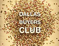 """Dallas Buyers Club"" Film Poster"