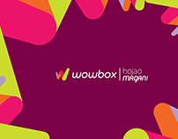 Wowbox Re-pitch Design 2017