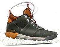 Merrell Eagle Sneaker-Boot Concept