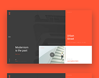 Webdesign Concepts 2018