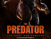 The Predator - Keyart