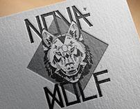 Nova Wolf Logo