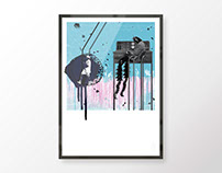"""Silkscreen prints - """"Origins"""" Series"""
