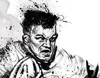 Legia Warsaw illustrations
