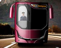 Electric Minibus - Graduation Diploma Project