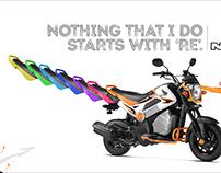 Honda Navi - #BoreNoMore Headlines
