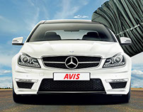 AVIS // Fly&Drive Ads.