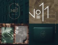 Cafe no 11 - logo