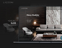 Lazzoni New Slide Concept