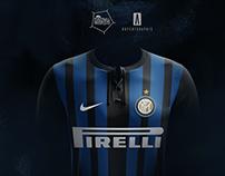 Inter 2017/18 Home Shirt - NIKE