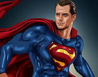 Henry Cavill - SUPERMAN REBIRTH